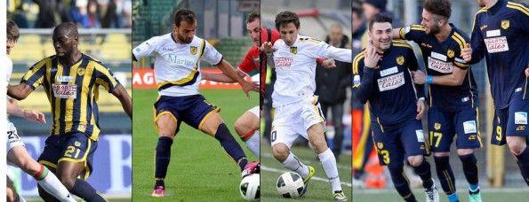 Maglie Juve Stabia 2013-2014