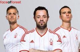 Kit away Nottingham Forest 2014-15