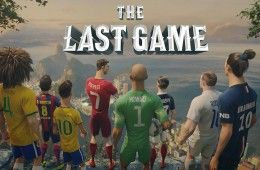 The Last Game, cortometraggio Nike
