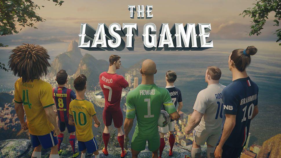 The Last Game, cortometraggio Nike
