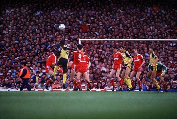 LIverpool-Arsenal, 1989, Anfield