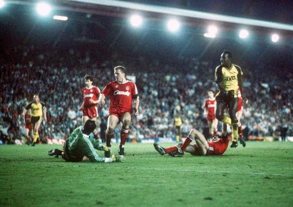 Liverpool-Arsenal, 1989, Thomas