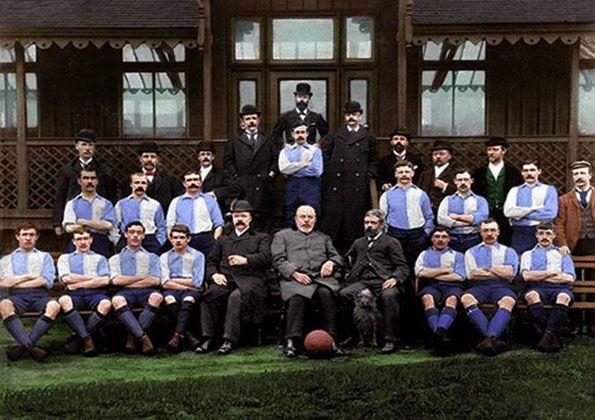 Liverpool, maglia home, 1892