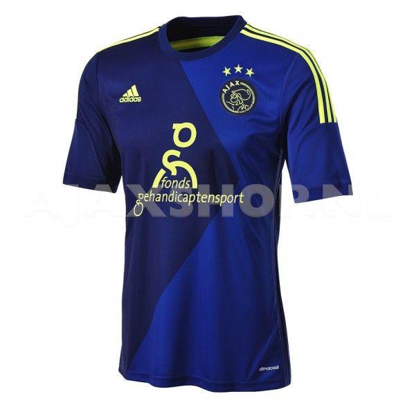 Maglia da trasferta Ajax 2014-2015