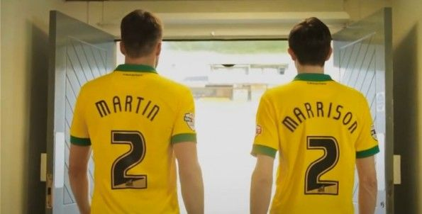 Martin Marrison, divisa Canaries 2014-15