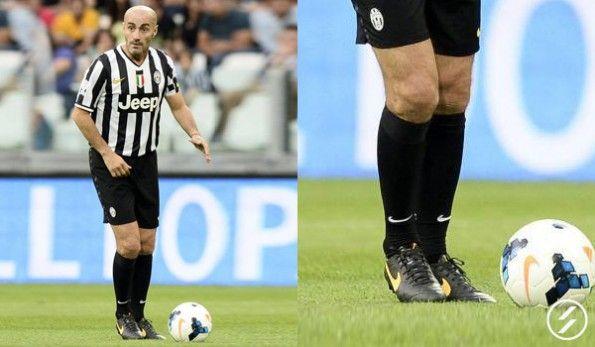 Montero scarpini Nike Tiempo