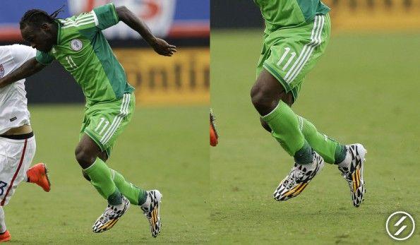 Moses adidas F50