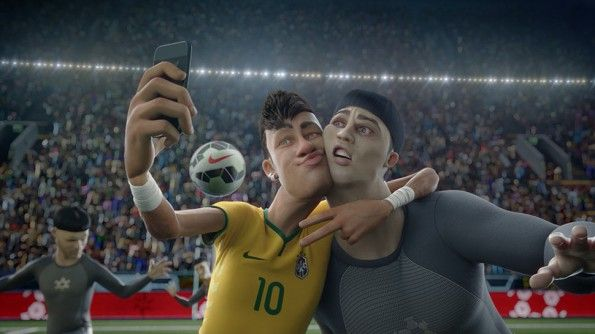 Selfie Neymar, The Last Game