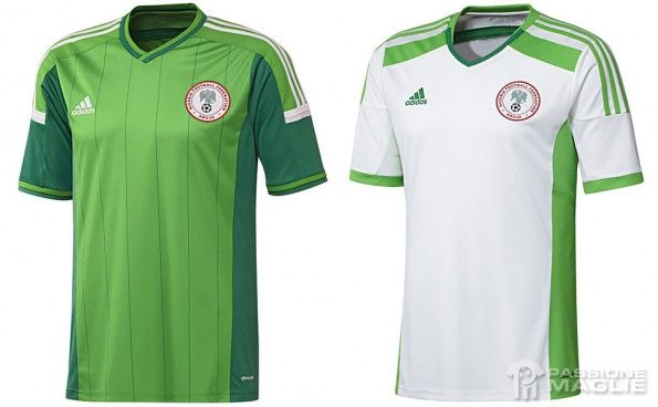 Maglie Nigeria World Cup 2014