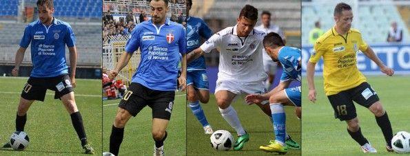 Maglie Novara 2013-2014 Joma