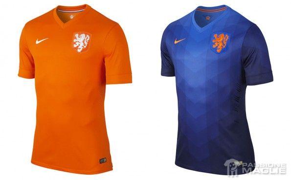 Maglie Olanda Mondiali 2014