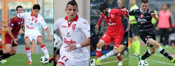 Maglie Padova Calcio 2013-2014 Joma
