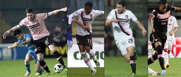 Maglie Palermo 2013-2014 Puma