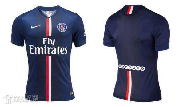Maglia Paris Saint-Germain 2014-15