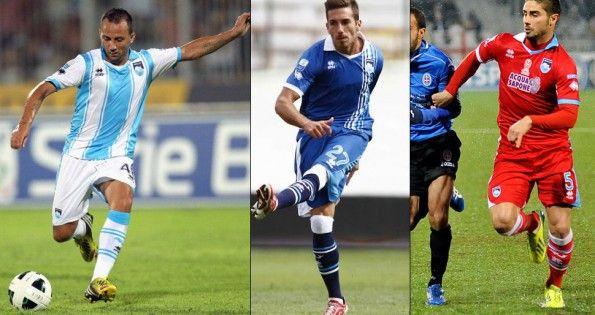 Maglie Pescara 2013-2014 Erreà