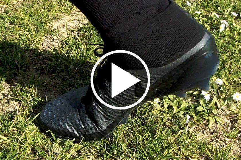 Play test scarpe Magista Obra