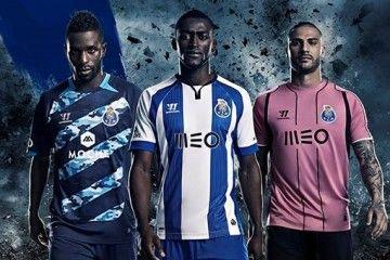 Kit Porto 2014-2015 Warrior