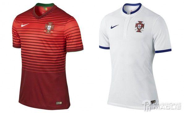 Maglie Portogallo Mondiali 2014