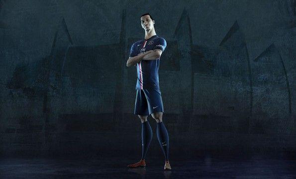PSG kit 2014-15 Nike