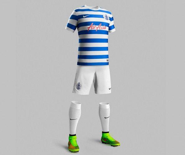 Queens Park Rangers home kit 2014-2015