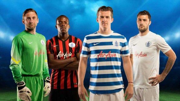 Divise Queens Park Rangers 2014-2015