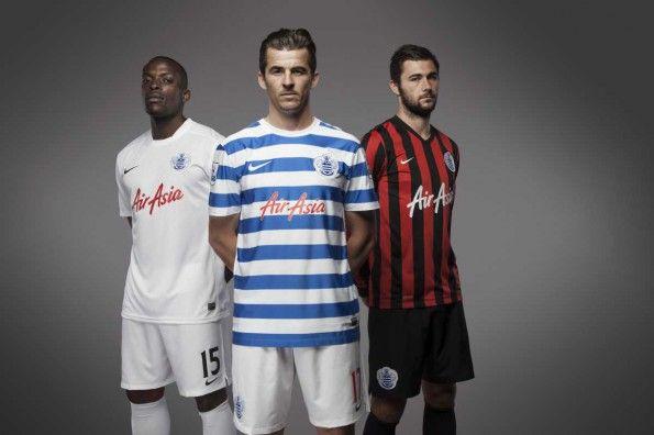Queens Park Rangers Kits 2014 2015
