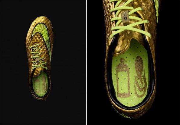 Scarpini Hypervenom Gold 2014 Nike