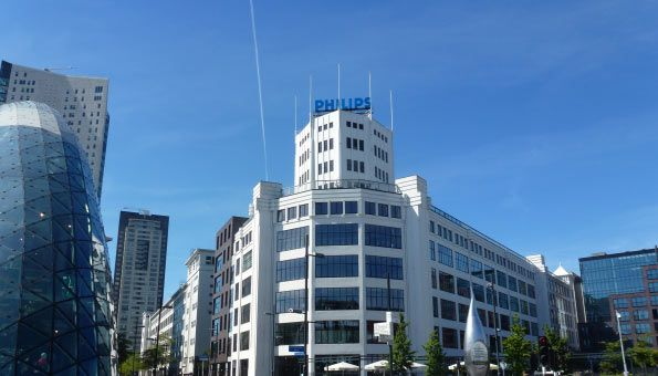Sede Philips a Eindhoven
