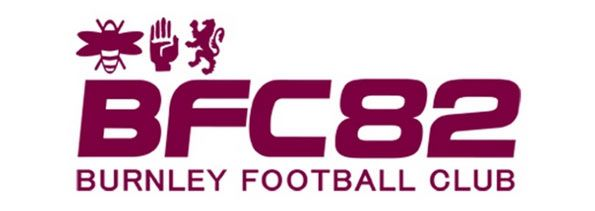 Sponsor BFC82 maglia Burnley