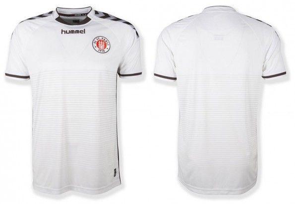 Seconda maglia St. Pauli 2014-2015