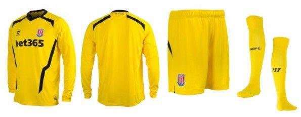 Maglia portiere Stoke City away 2014-2015