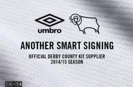 Umbro sponsor tecnico Derby County