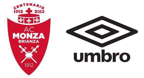 Umbro sponsor tecnico Monza