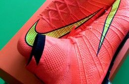 Unboxing scarpe Mercurial Superfly IV