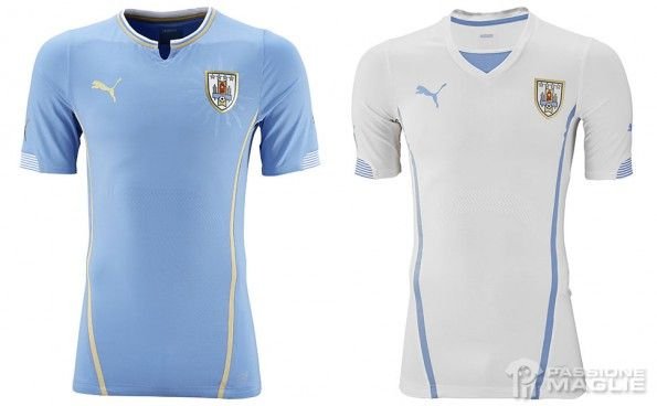 Maglie Uruguay World Cup 2014