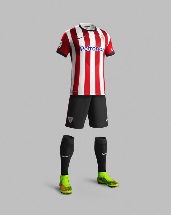 Club Athletic kit home 2014-2015