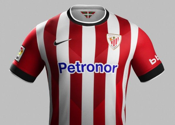 Maglia Club Athletic di Bilbao 2014-2015