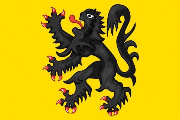 Bandiera delle Fiandre