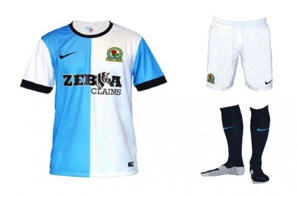 Kit Blackburn Rovers 2014-15