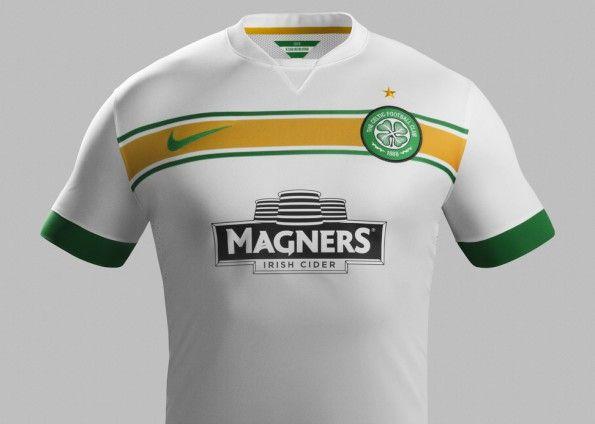 Terza maglia Celtic 2014-2015 Nike