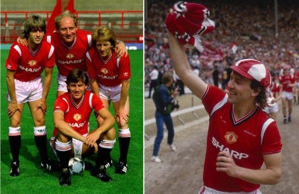 Divisa Manchester United 1984-1986 adidas