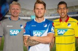 Maglie Hoffenheim 2014-15 Lotto