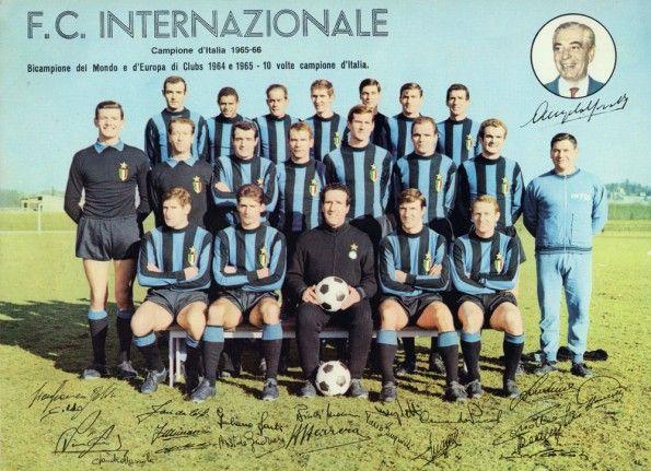 Formazione Inter 1966-1967