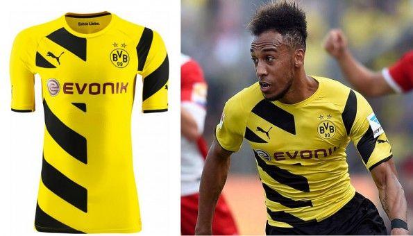 Maglia Borussia Dortmund Authentic 2014-2015 Puma