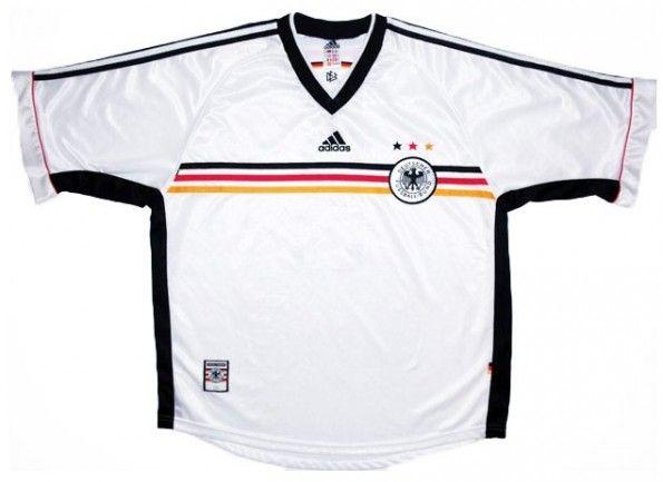 Maglia della Germania 1998