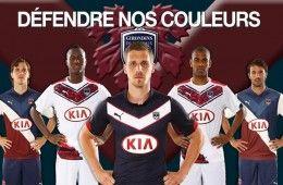 Maglie Puma Bordeaux 2014-2015