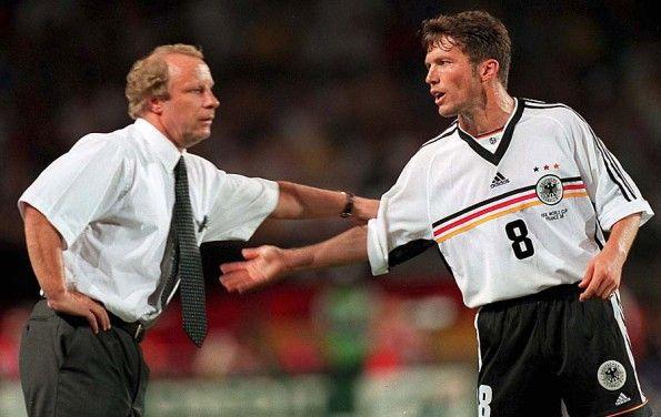 Matthaus al Mondiale 1998