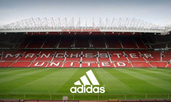 adidas sponsor Manchester United