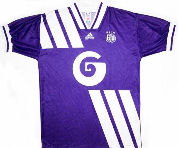 Maglia Anderlecht 1993-1994
