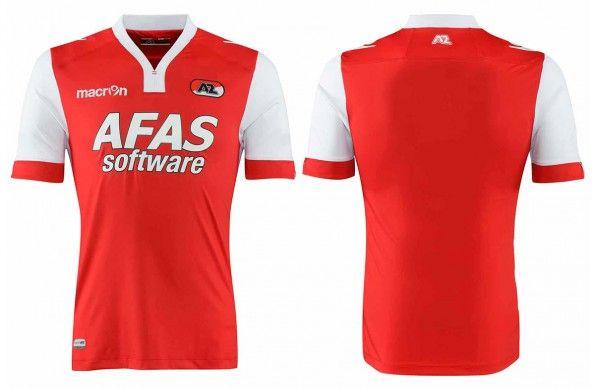 Maglia AZ Alkmaar 2014-2015